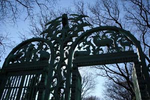 Paul J. Rainey Memorial Gates